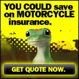 You could save on GEICO Motorcycle Insurance